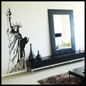Vinyl Wall Decor - Statue of Liberty